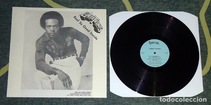 LOTE 4 12''S DE FUNK - DISCO - DEEP HOUSE - RAP [JAMES MASON, LAMAR THOMAS...] (Música - Discos de Vinilo - EPs - Funk, Soul y Black Music)
