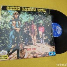 Discos de vinilo: LP CREEDENCE CLEARWATER REVIVAL ?– GREEN RIVER - SPAIN - 40-020-S (EX/EX) Ç. Lote 222579145