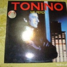 Discos de vinilo: TONINO. ME PERDI. TON MUSIC, 1992. RUMBA CATALANA. IMPECABLE (#). Lote 222583255