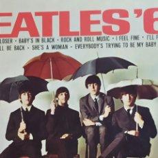 Discos de vinilo: THE BEATLES. Lote 222584243