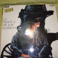 Discos de vinilo: LA FRAGUA DE LOS MAIRENA. RCA, 1970. PORTADA ABIERTA (#). Lote 222584403