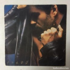 Discos de vinilo: GEORGE MICHAEL – FAITH, NETHERLANDS 1987 EPIC. Lote 222523161