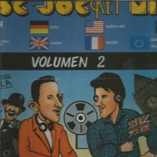 Disques de vinyle: DISC JOCKEY MIX VOLUMEN 2. Lote 222584881