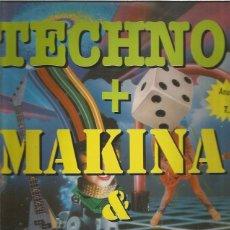 Discos de vinilo: TECHNO + MAKINA BACALAO. Lote 222586043
