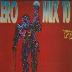 Discos de vinilo: BOLERO MIX 10. Lote 222586892