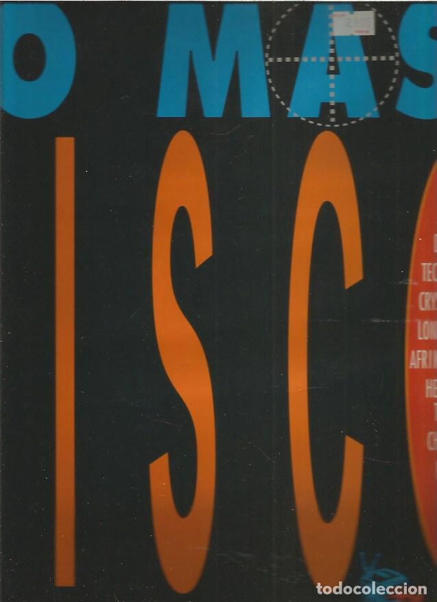 LO MAS DISCO 91 (Música - Discos - LP Vinilo - Techno, Trance y House)
