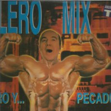 Discos de vinilo: BOLERO MIX FISTRO PECADOR. Lote 222589146