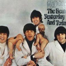 Discos de vinilo: THE BEATLES. Lote 222589915
