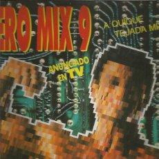 Discos de vinilo: BOLERO MIX 9. Lote 222590676