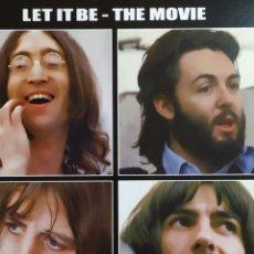 Discos de vinilo: LET IT BE-THE MOVIE... Lote 222592027