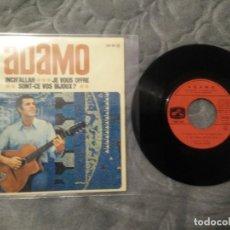 Discos de vinilo: ADAMO – INCH' ALLAH. Lote 222592285