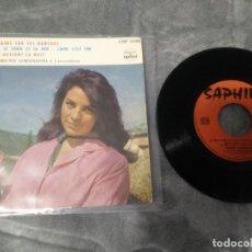 Discos de vinilo: BRUNO LORENZONI – BRUNO LORENZONI À L'ACCORDÉON. Lote 222593163