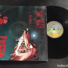 "Discos de vinilo: FRESH THE WOLF - EXTENDED 12"" - ORIGINAL SPANISH. Lote 222594452"