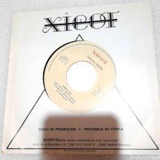 Discos de vinilo: MIGUEL RIERA - CANTO. Lote 222601523