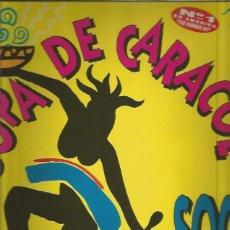 Discos de vinilo: SOCA FACTORY SOPA DE CARACOL. Lote 222603813