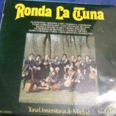 Discos de vinilo: MÚSICA DE TUNA. Lote 222604080