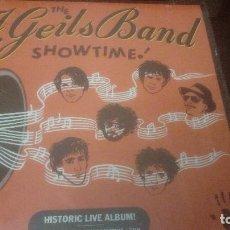 Discos de vinilo: THE J. GEILS BAND. SHOWTIME!. LP (USA 1982). Lote 222608317