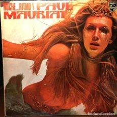 Discos de vinilo: LP ARGENTINO DE LA GRAN ORQUESTA DE PAUL MAURIAT AÑO 1969 (2). Lote 222610571