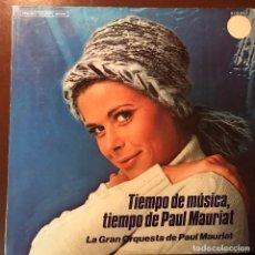 Discos de vinilo: LP ARGENTINO DE LA GRAN ORQUESTA DE PAUL MAURIAT AÑO 1971. Lote 222611462