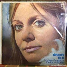 Discos de vinilo: LP ARGENTINO DE LA GRAN ORQUESTA DE PAUL MAURIAT AÑO 1972 (2). Lote 222611690