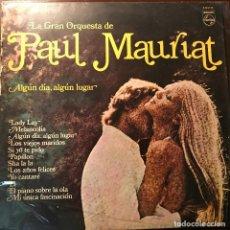 Discos de vinilo: LP ARGENTINO DE LA GRAN ORQUESTA DE PAUL MAURIAT AÑO 1974. Lote 222611911