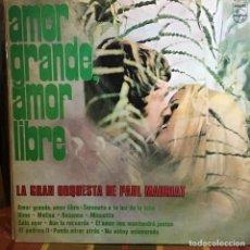 Discos de vinilo: LP ARGENTINO DE LA GRAN ORQUESTA DE PAUL MAURIAT AÑO 1976 (3). Lote 222612453