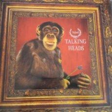 Discos de vinilo: TALKING HEADS NAKED LP INSERTO SPAIN. Lote 222614766