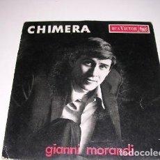 Discos de vinilo: CHIMERA GIANNI MORANDI. Lote 222614881