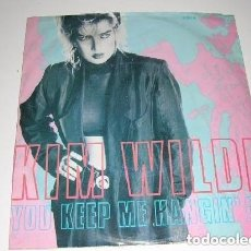 Discos de vinilo: KIM WILDE YOU KEEP ME HANGIN'ON. Lote 222615772
