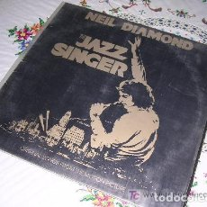 Discos de vinilo: NEIL DIAMOND THE JAZZ SINGER. Lote 222615872
