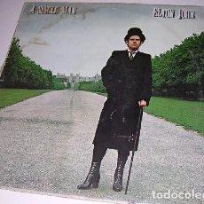 Discos de vinilo: LP ELTON JOHN A SINGLE MAN. Lote 222615971