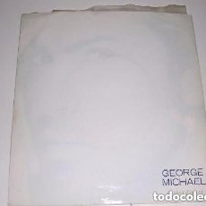 Discos de vinilo: GEORGE MICHAEL FATHER FIGURE SINGLE DE 1987. Lote 222616035