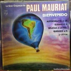Discos de vinilo: LP ARGENTINO DE LA GRAN ORQUESTA DE PAUL MAURIAT AÑO 1980. Lote 222616240