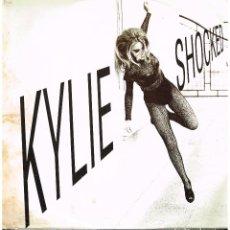 Discos de vinilo: KYLIE MINOGUE - SHOCKED (2 VERSIONES) - MAXI SINGLE 1990. Lote 222623032