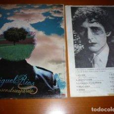Discos de vinilo: MIGUEL RIOS-EXTRAÑOS EN EL ESCAPARATE LP. Lote 222623298