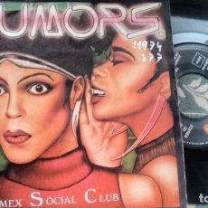 Discos de vinilo: SINGLE (VINILO) DE TIMEX SOCIAL CLUB. Lote 222624113