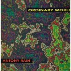 Discos de vinilo: ANTONY RAIN - ORDINARY WORLD - MAXI SINGLE 1993. Lote 222626340
