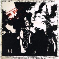 Discos de vinilo: A0 - NO PASA NADA / ENSÉÑAMELO REMIX / MORPHING - MAXI SINGLE 1992. Lote 222626608