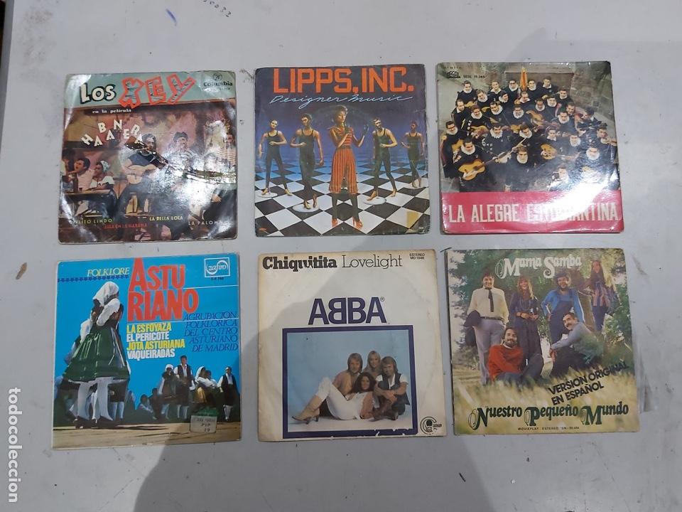 Discos de vinilo: Lote de 140 discos vinilos variados . Ver las fotos - Foto 2 - 222626670
