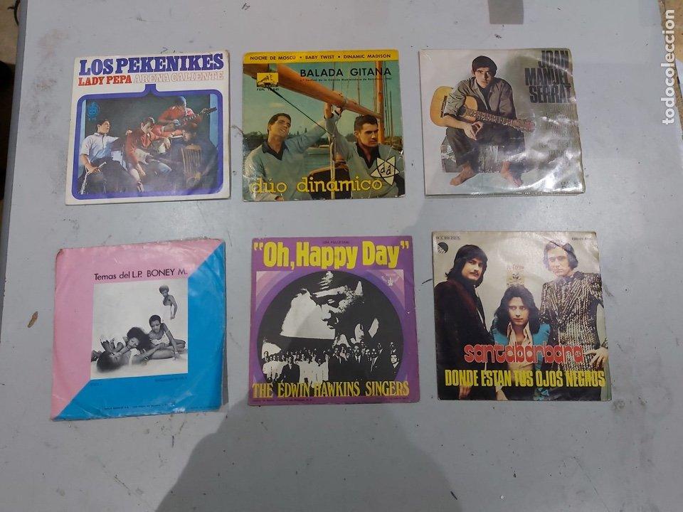 Discos de vinilo: Lote de 140 discos vinilos variados . Ver las fotos - Foto 4 - 222626670