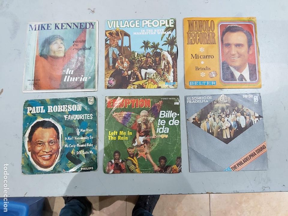 Discos de vinilo: Lote de 140 discos vinilos variados . Ver las fotos - Foto 5 - 222626670