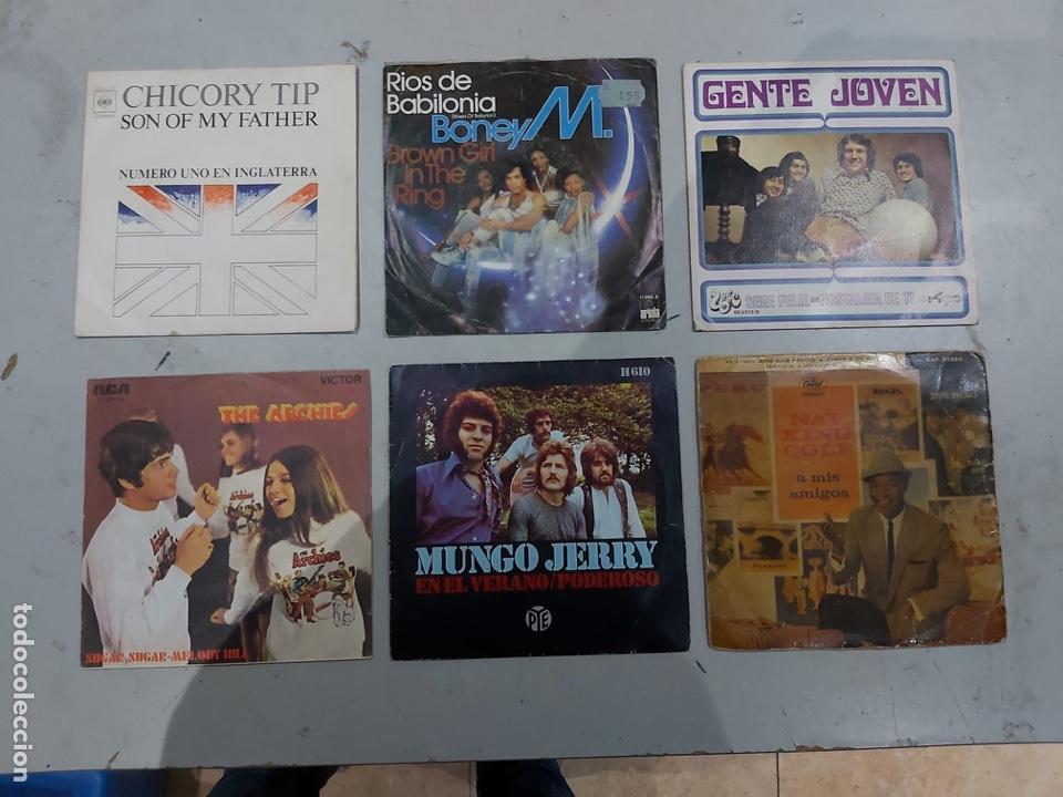 Discos de vinilo: Lote de 140 discos vinilos variados . Ver las fotos - Foto 7 - 222626670