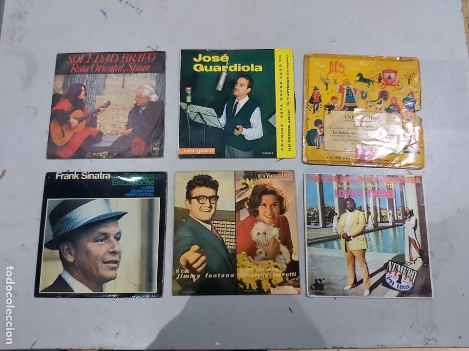 Discos de vinilo: Lote de 140 discos vinilos variados . Ver las fotos - Foto 8 - 222626670