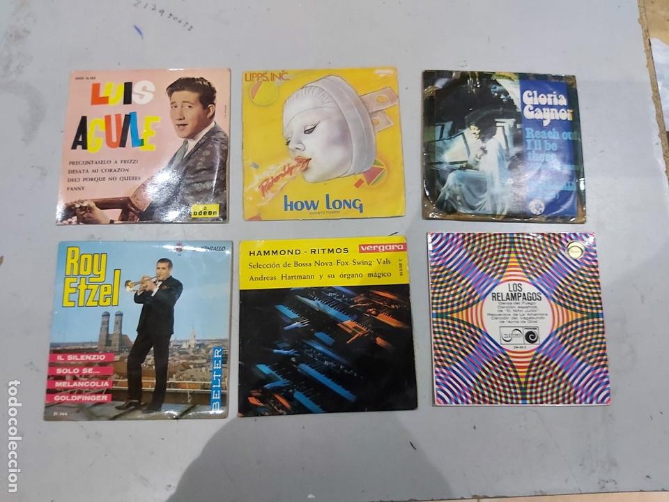 Discos de vinilo: Lote de 140 discos vinilos variados . Ver las fotos - Foto 11 - 222626670