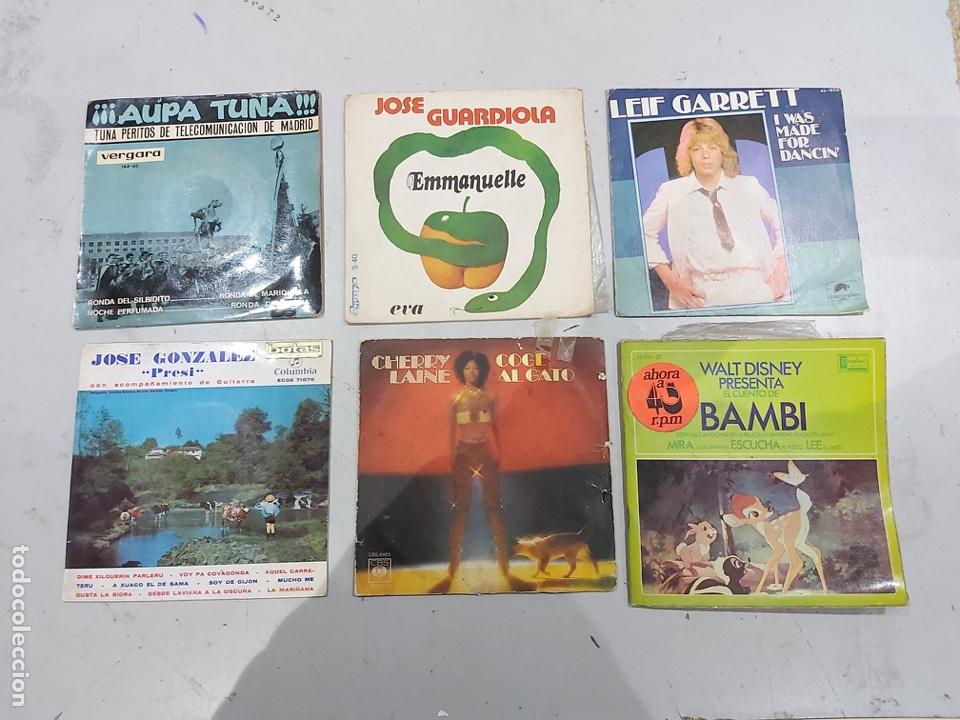 Discos de vinilo: Lote de 140 discos vinilos variados . Ver las fotos - Foto 16 - 222626670
