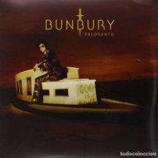 Discos de vinilo: 2LP BUNBURY PALOSANTO VINILO. Lote 222626795