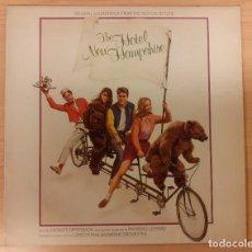 Discos de vinilo: EL HOTEL NEW HAMPSHIRE (THE HOTEL NEW HAMPSHIRE) JACQUES OFFENBACH RARO!!!. Lote 222630273