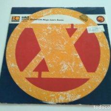 Discos de vinilo: LIAZ - HOUSE SENSATION (MAGIC JUAN'S REMIX). Lote 222630295