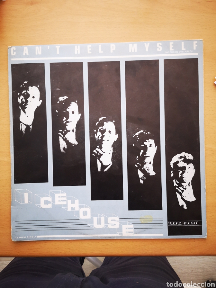 ICEHOUSE - CAN'T HELP MYSELF (Música - Discos de Vinilo - EPs - Techno, Trance y House)