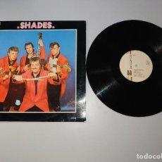 Discos de vinilo: 1010- .SHADES. ESPAÑA LP 1978 VIN POR VG DIS VG. Lote 222639717